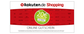 Printed Coupon  (Rakuten .de  Shopping / Germany)