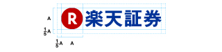 Chinese character sub-branded logo (R-Horizontal Type)