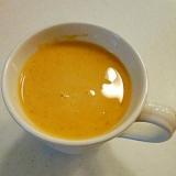 豆乳で!かぼちゃのポタージュ