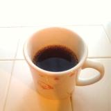 【本格カフェ】ぽかぽか温かいシナモンコーヒー