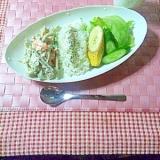 ヨウサマの『タニタ式』ダイエット食ゴボウサラダ丼