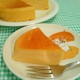 はかり不要!不思議な★プリンチーズケーキ★