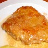 チキンのガーリックバター&レモンソテー