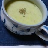 白菜の冷製ポタージュスープ