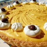 ハッピーハロウィン★かぼちゃのレアチーズケーキ♪
