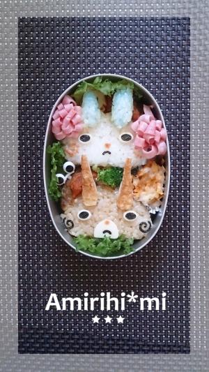 キャラ弁【妖怪ウォッチ】簡単おすすめレシピ。キャラ別作り方のコツも紹介!の画像10