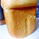 感動のやわらかさ!HBで生クリーム食パン