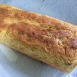 バナナの米粉ケーキ