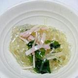 給食の人気メニュー☆春雨サラダ