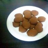 おからクッキー ココア味