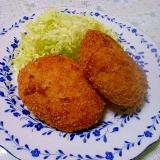 ほっこり里芋の和風コロッケ