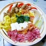 うちの豚キムチ鍋☆