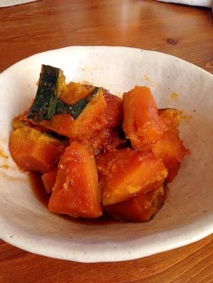 コストコ☆プルコギのたれで簡単かぼちゃ煮