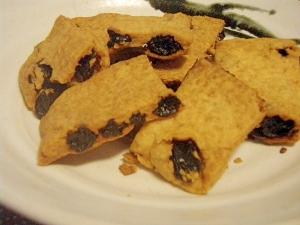 レーズン好きさんに★たっぷりレーズンサンドクッキー
