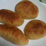 牛乳と卵が無くても大丈夫!簡単手作りパン