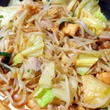 旨辛♡鶏肉と野菜の韓国風炒め