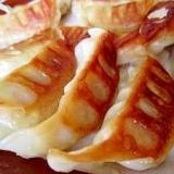 餃子のきれいな焼き方