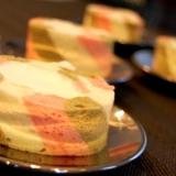 ひな祭り☆三色ロールケーキ☆