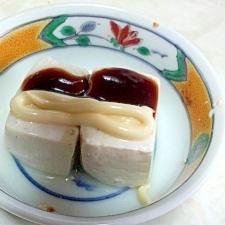 お好み味豆腐