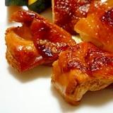 ♪♪お弁当にもオススメ!簡単鶏肉の照り焼き♪♪