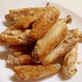 鶏手羽中の塩麹焼き
