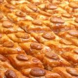 オリエンタルなお菓子:バクラヴァBaklava