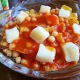 チーズ&野菜ジュースで栄養補給のグラノーラ