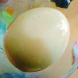 かんたん煮卵風
