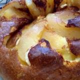 炊飯器‼ホットケーキミックスでりんごケーキ