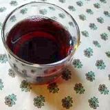 赤ワインぶどうカクテル
