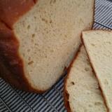 膨らみました☆低糖質HBで大豆粉100%のパン