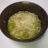 簡単 ニュー麺