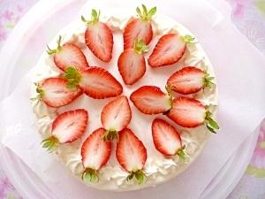 子どもの誕生日に手作りケーキ!定番・簡単・キャラクターのレシピ9選!の画像5