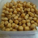圧力鍋で作るひよこ豆の水煮
