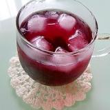 ジュースに、かき氷シロップに❤ブルーベリーシロップ