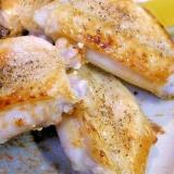 魚焼きグリルで作れる美味しい鶏手羽中焼き♪