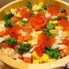 豪華に華やかに作ろう!「海鮮ちらし寿司」