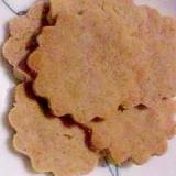マクロビ★玄米粉クッキー