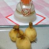 【おせち】迎春*くわいの含め煮♪