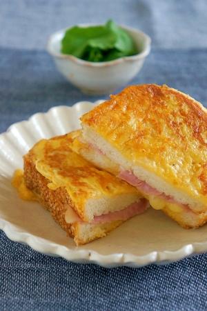 ひと手間かけて楽しみ倍増♡メイン料理からスイーツまで「食パン」アレンジレシピの画像9