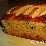 ホットケーキミックスでリンゴケーキ♪