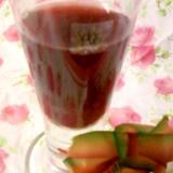♡ブルーベリーソースの白ワイン♡゚・。♥。・゚♡゚