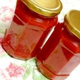 ❤冷凍苺と生姜のサッパリジャム❤