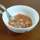 離乳食後期~冬野菜でラタトゥイユ風~