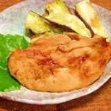鶏ササミ肉の味噌粕漬け