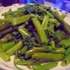 シャキシャキの歯ごたえ「空芯菜」レシピ