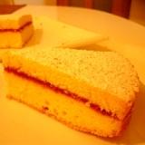 イギリス伝統のケーキ ヴィクトリア・サンドイッチ