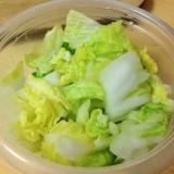 ビニール袋でカンタン!白菜の塩麹漬