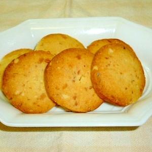 サクッと簡単 アーモンドクッキー♪