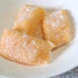 レンジで☆バター餅